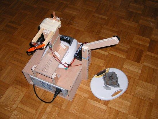 voir le sujet banc de traction. Black Bedroom Furniture Sets. Home Design Ideas