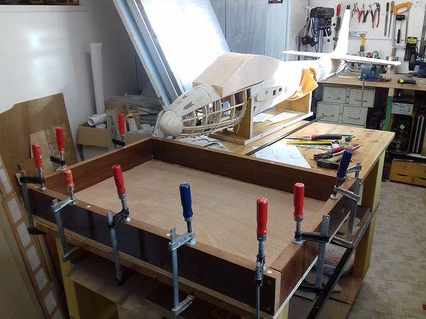Voir le sujet fabrication d 39 une for Recuperation de vieux meubles