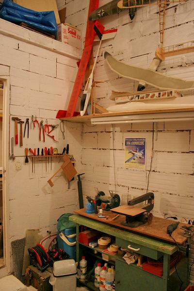 Voir le sujet les ateliers en photo - Garage marti michel beziers ...