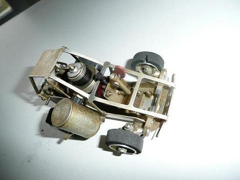 moteur cox rc
